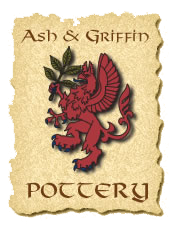 Ash & Grffin Pottery | Kim Fritts | Stephanie Cohen | Mary Henderson